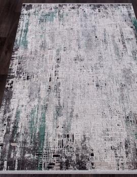 Ковер 17132 - L.GREY / D.GREY - Прямоугольник - коллекция ROXANNE