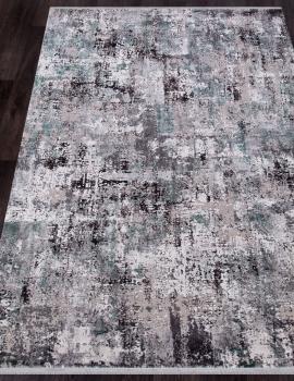 Ковер 17134 - L.GREY / D.GREY - Прямоугольник - коллекция ROXANNE