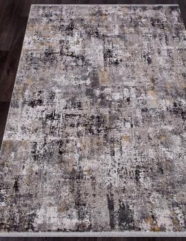 Ковер 17162 - L.GREY / D.GREY - Прямоугольник - коллекция ROXANNE