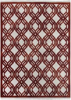 Ковер 08423R - RED / RED - Прямоугольник - коллекция SARDES TRUVA