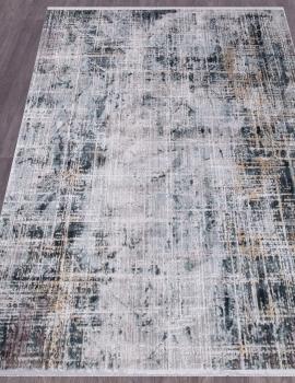 Ковер 03879A - ACIK GRI / MAVI - Прямоугольник - коллекция SEATTLE