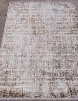 Ковер 03879A - ACIK GRI / ORTA GRI - Прямоугольник - коллекция SEATTLE