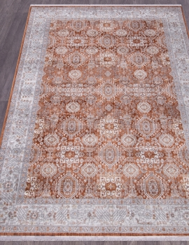 Ковер 03883A - ACIK GRI / TERRA - Прямоугольник - коллекция SEATTLE