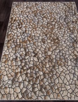 Ковер D765 - BEIGE - Прямоугольник - коллекция SERENITY
