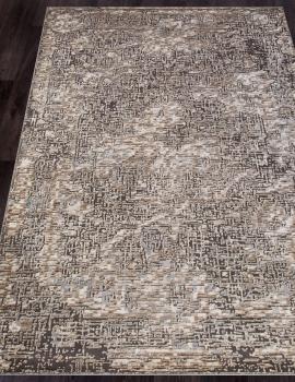 Ковер D774 - CREAM-GRAY - Прямоугольник - коллекция SERENITY