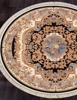 Ковер 5351 - 000 - Круг - коллекция SHIRAZ