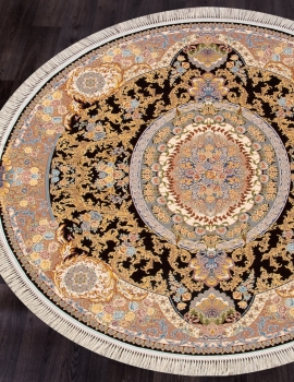 Ковер 5361 - 000 - Круг - коллекция SHIRAZ
