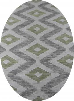 Ковер 16263 - 040 - Овал - коллекция SIGMA