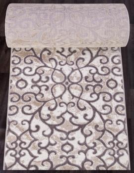 Ковровая дорожка D5189 - 097 GREY - коллекция STYLE
