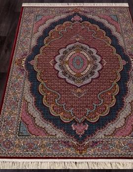 Ковер 7503 - RED - Прямоугольник - коллекция TEHRAN