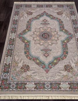Ковер 7524 - GRAY - Прямоугольник - коллекция TEHRAN