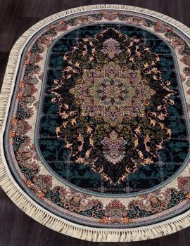 Ковер 7586 - NAVI - Овал - коллекция TEHRAN