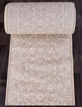 Ковровая дорожка 17483A - D.BEIGE / L.BEIGE - коллекция TOKIO