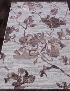 Ковер 17974A - GREY / PINK - Прямоугольник - коллекция TOKIO