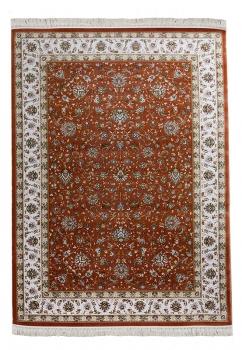 Ковер 0IS006 - RED - Прямоугольник - коллекция UNIQUE