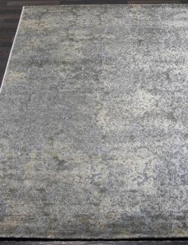 Ковер 3530B - LIGH GREY / ANTRACIT - Прямоугольник - коллекция Urbani