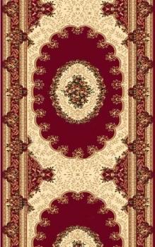 Ковровая дорожка 5440 - RED - коллекция VALENCIA 2