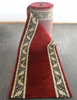 Ковровая дорожка D040 - RED - коллекция VALENCIA 2