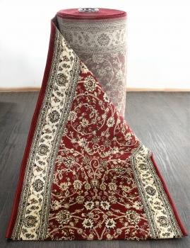 Ковровая дорожка D251 - RED - коллекция VALENCIA 2