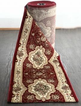 Ковровая дорожка D317 - RED - коллекция VALENCIA 2