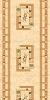 Ковровая дорожка 5263 - CREAM - коллекция VALENCIA