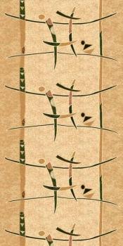 Ковровая дорожка 5310 - CREAM - коллекция VALENCIA