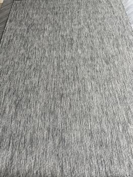 Ковер S000 - DARK GRAY 7 - Прямоугольник - коллекция VEGAS