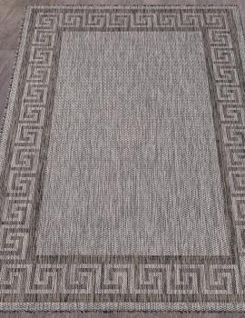 Ковер S002 - GRAY - Прямоугольник - коллекция VEGAS