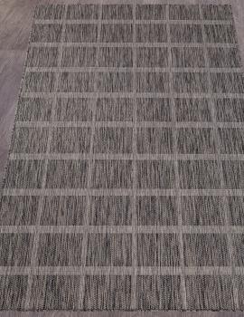 Ковер S004 - DARK GRAY - Прямоугольник - коллекция VEGAS