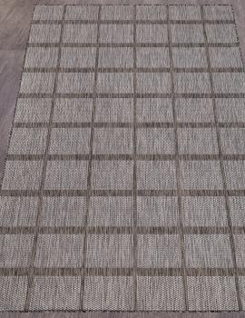 Ковер S004 - GRAY - Прямоугольник - коллекция VEGAS