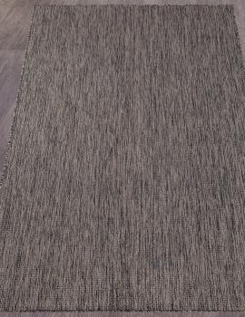 Ковер S113 - DARK GRAY - Прямоугольник - коллекция VEGAS