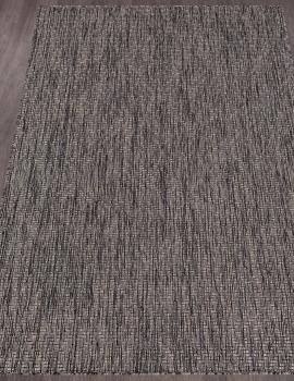 Ковер S115 - DARK GRAY - Прямоугольник - коллекция VEGAS