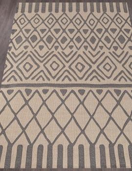 Ковер 148309 - 02 - Прямоугольник - коллекция VIANA PLUS