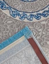 Ковер 0T209RG - BLUE / BLUE - Прямоугольник - коллекция ALFANI - фото 2