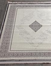 Ковер 0T245RG - GREY / GREY - Прямоугольник - коллекция ALFANI
