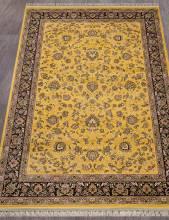 Ковер 5471 - YELLOW - Прямоугольник - коллекция ARAVIA