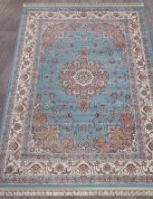 Ковер D158 - BLUE - Прямоугольник - коллекция ARAVIA