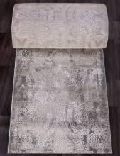 Ковровая дорожка 03801A - GREY / BROWN - коллекция ARMINA