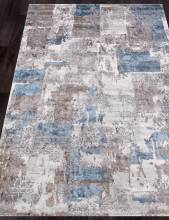 Ковер 03857A - BLUE / BLUE - Прямоугольник - коллекция ARMINA