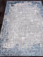 Ковер 03858A - BLUE / BLUE - Прямоугольник - коллекция ARMINA