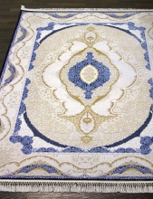 Ковер 18617 - 035 - Прямоугольник - коллекция BAROQUE