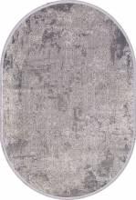 Ковер 9300 - GREY / GREY - Овал - коллекция BIBLOS - фото 2