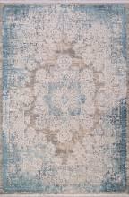 Ковер 9304 - BEIGE / BLUE - Прямоугольник - коллекция BIBLOS - фото 2