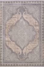 Ковер 9308 - BEIGE / GREY - Прямоугольник - коллекция BIBLOS - фото 2