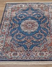 Ковер 08612T - BLUE / BLUE - Прямоугольник - коллекция BROOKLYN - фото 2