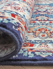 Ковер 08612T - BLUE / BLUE - Прямоугольник - коллекция BROOKLYN - фото 3