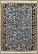 Ковер 08613L - TURQUOISE / TURQUOIS - Прямоугольник - коллекция BROOKLYN