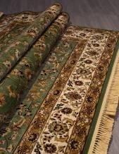 Ковер 5471 - GREEN - Прямоугольник - коллекция BUHARA - фото 3