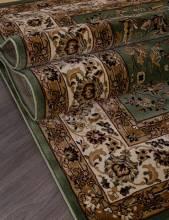 Ковер 5471 - GREEN - Прямоугольник - коллекция BUHARA - фото 4