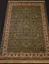 Ковер 5471 - GREEN - Прямоугольник - коллекция BUHARA